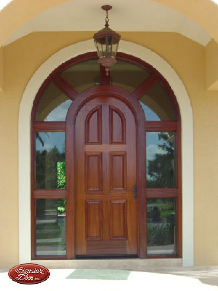 Photo By Hammer And Nail Exteriors. Signature Doors