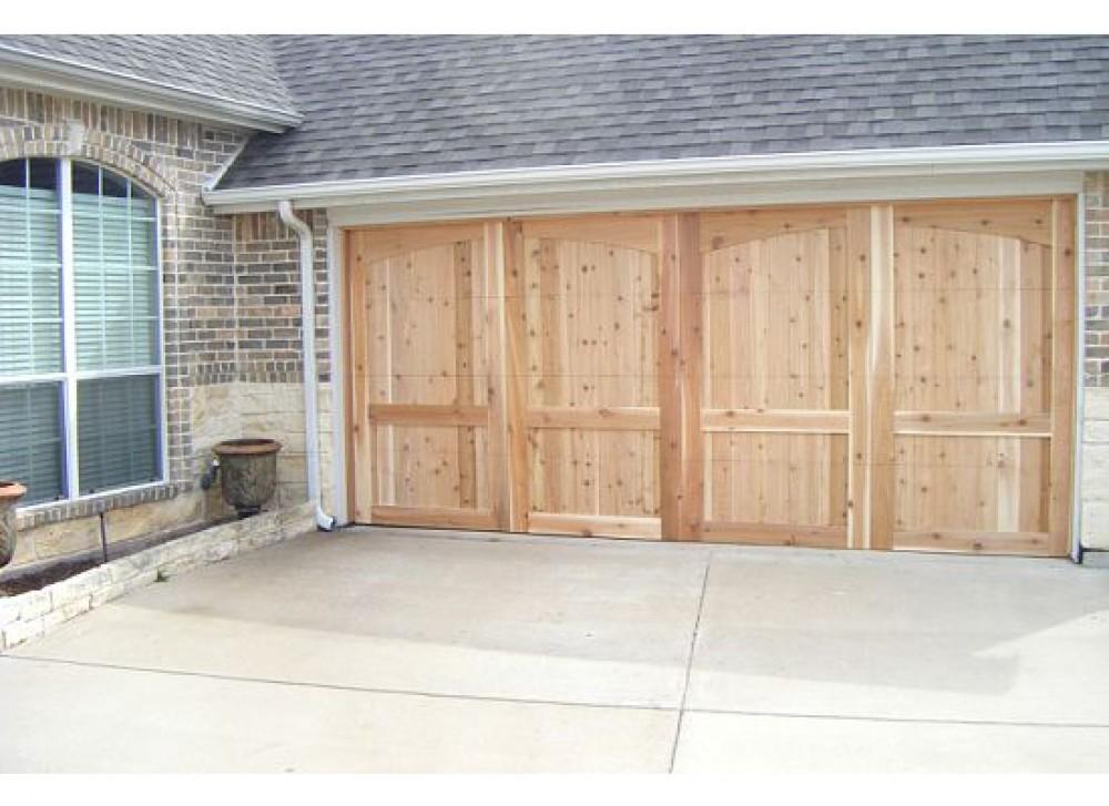 Photo By Brennan Enterprises. Garage Doors
