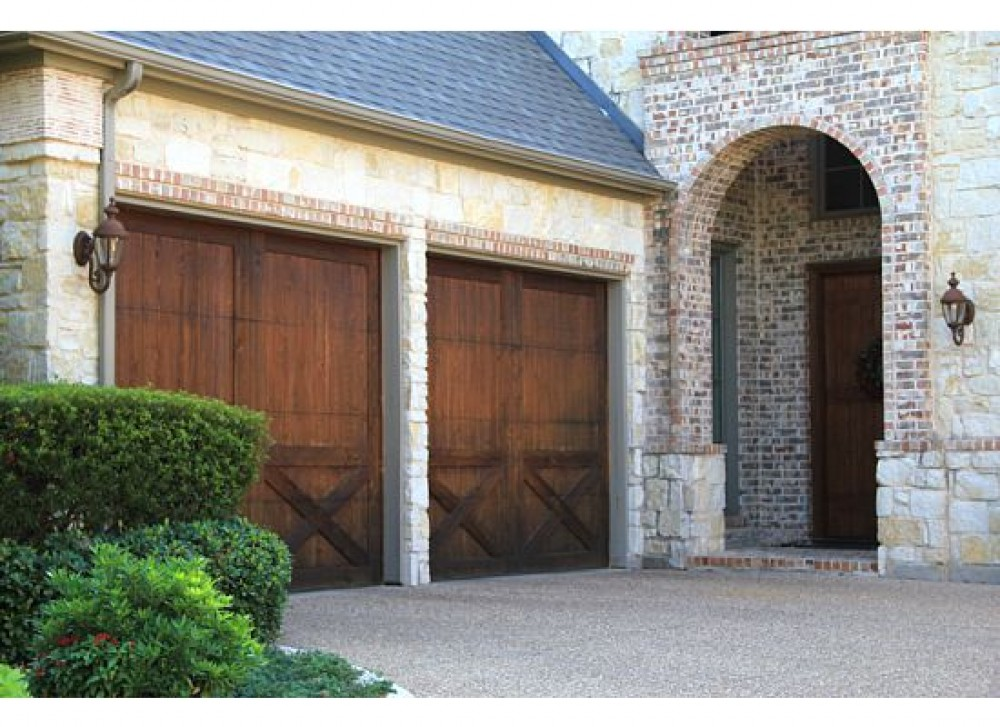Photo By Brennan Enterprises. Garage Doors
