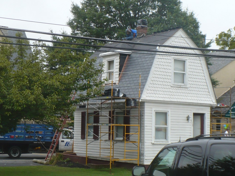 Photo By Fick Bros. Roofing & Exterior Remodeling Company. Roof Donation - Trinity Episcopal Children's Center