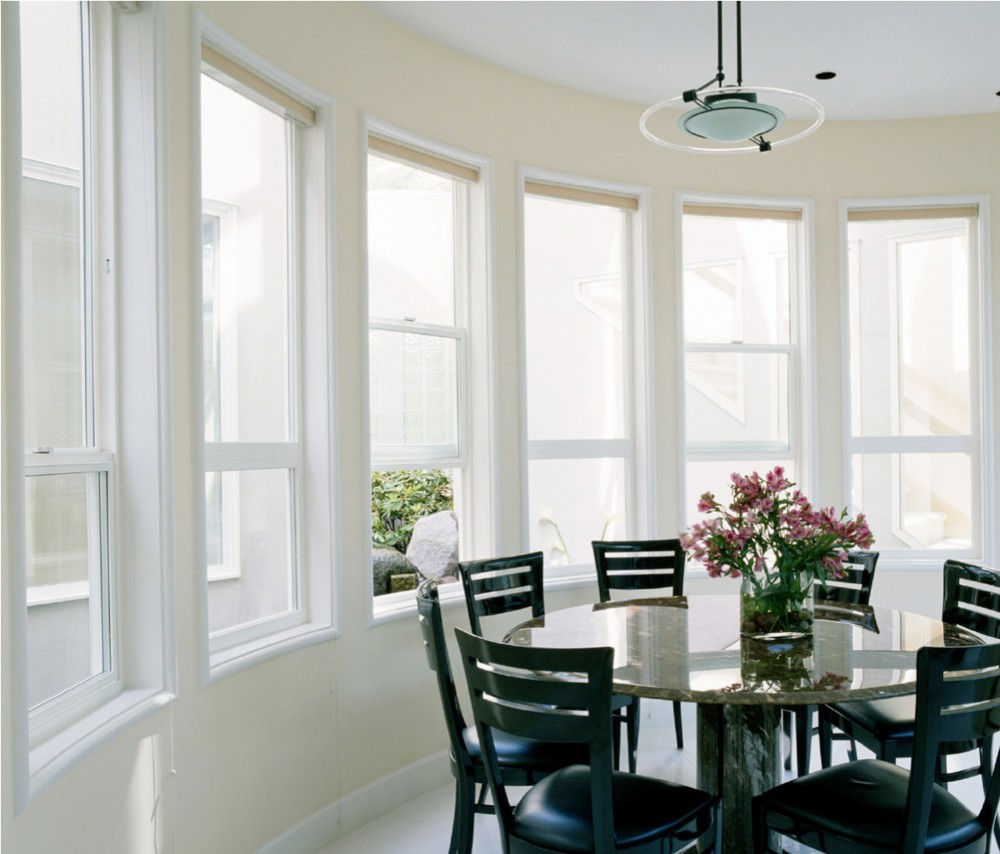 Photo By Appleby Systems, Inc.. Appleby's Energy Efficient Windows