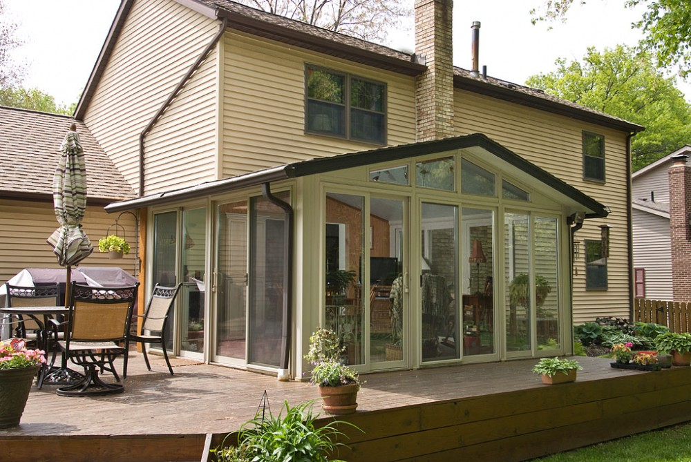 Photo By Appleby Systems, Inc.. Appleby's Sunroom Collection