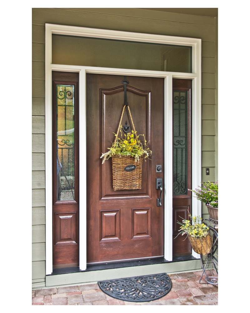 Photo By Johnson County Siding & Window Co.. Entry Door Gallery