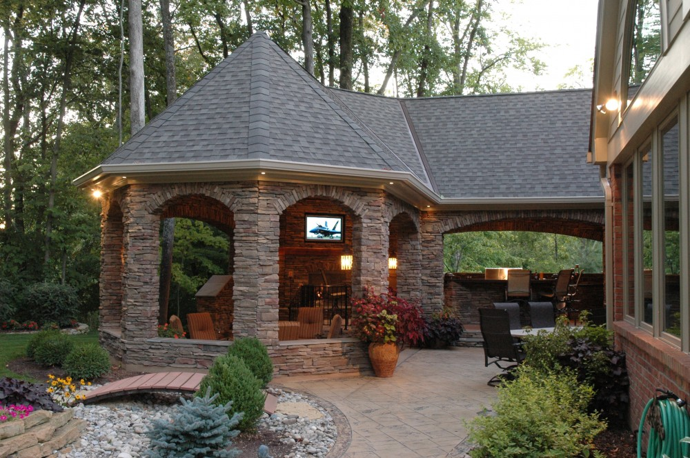 Photo By Neal's Design Remodel. Outdoor Living