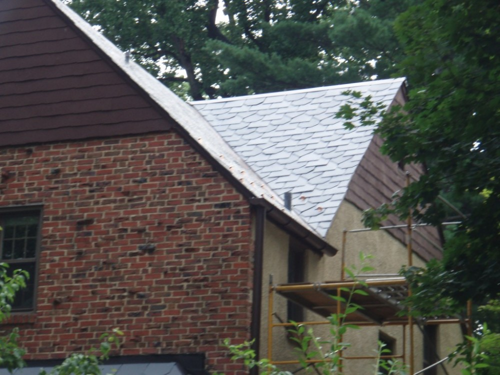 Photo By Fick Bros. Roofing & Exterior Remodeling Company. Brinker - EcoStar Synthetic Slate