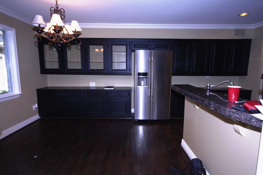 Photo By Hatfield Builders & Remodelers. Maplecrest Kitchen / Den