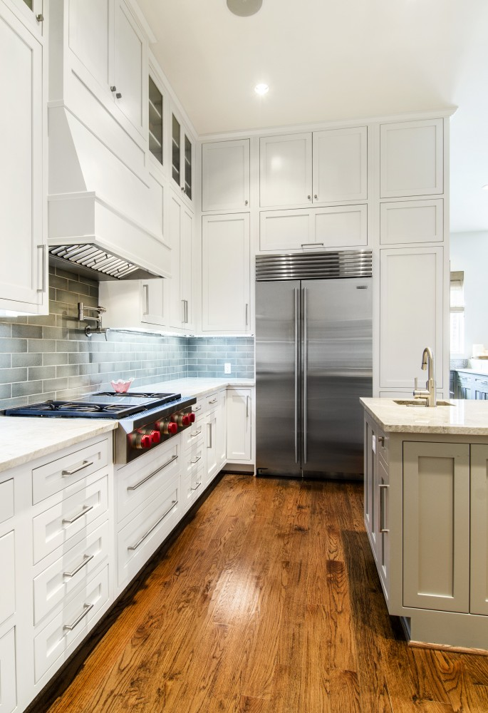 Photo By Hatfield Builders & Remodelers. Kelly Ln Kitchen