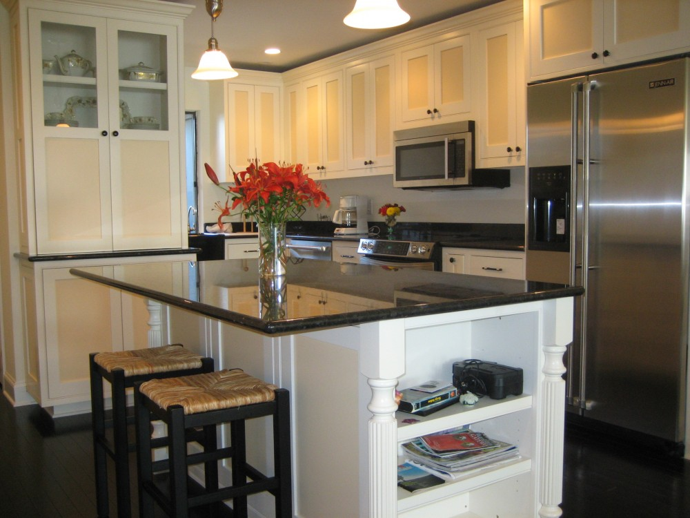 Photo By Strock Enterprises Design & Remodel. Condo Renovation