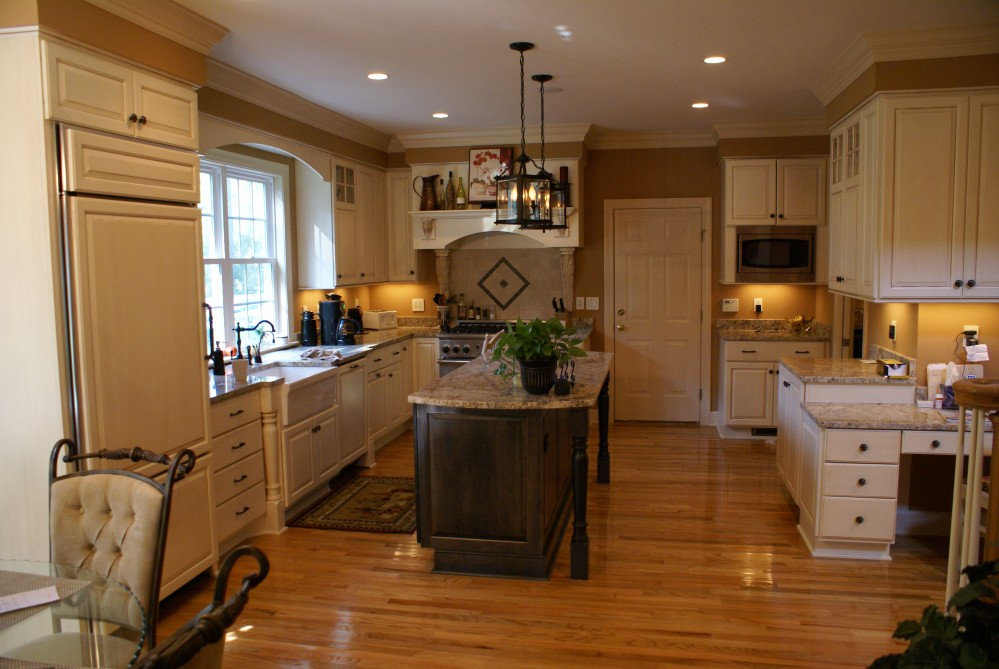 Photo By Strock Enterprises Design & Remodel. Kitchen Renovation