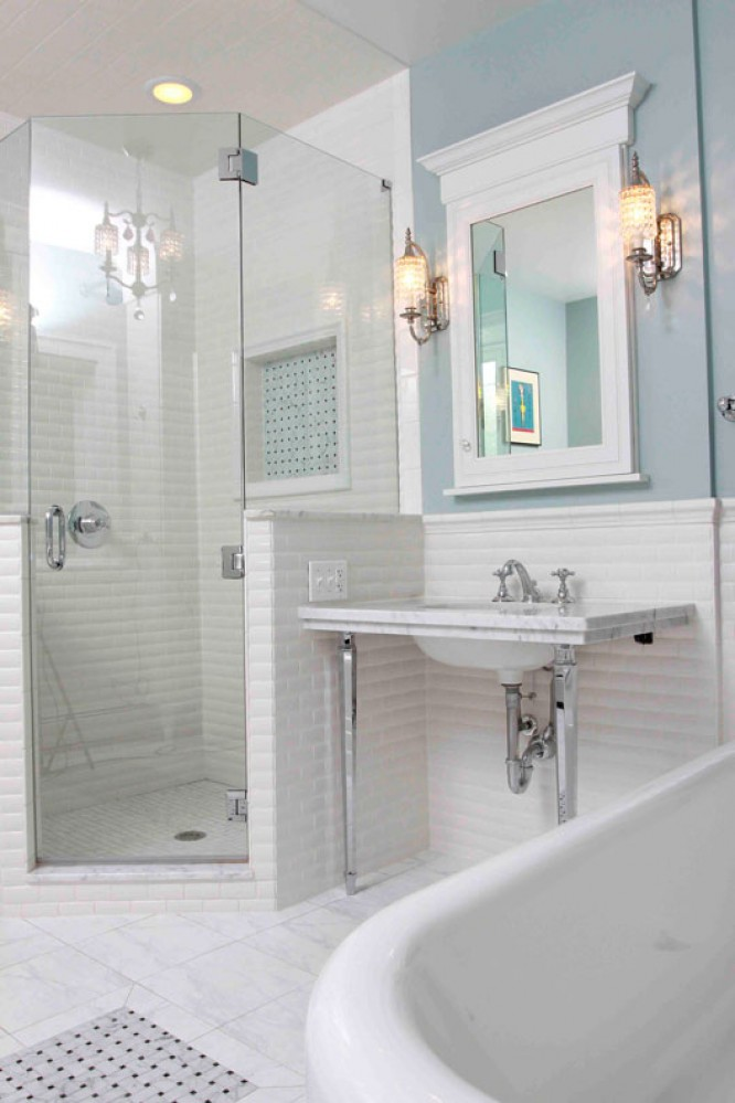 Photo By Normandy Remodeling. Bathroom Renovation