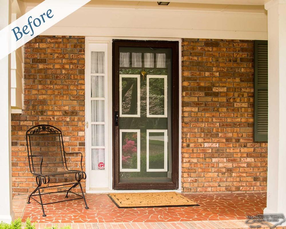 Photo By Aluminum Company Of North Carolina. Doors