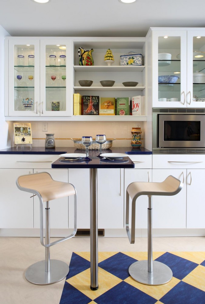 Photo By CARNEMARK Design + Build. Whole-House Green Remodel