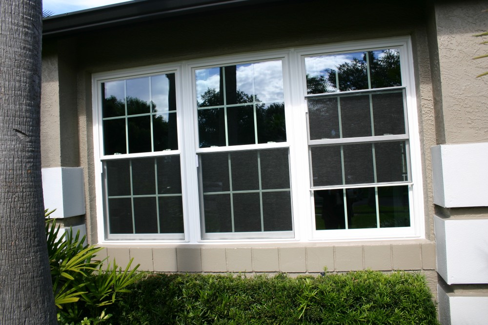 Photo By NewSouth Window Solutions. Valrico Home