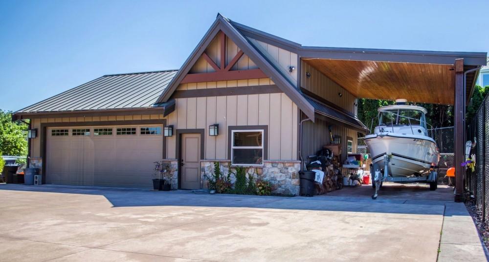 Photo By Choice Construction. Custom Homes Gig Harbor