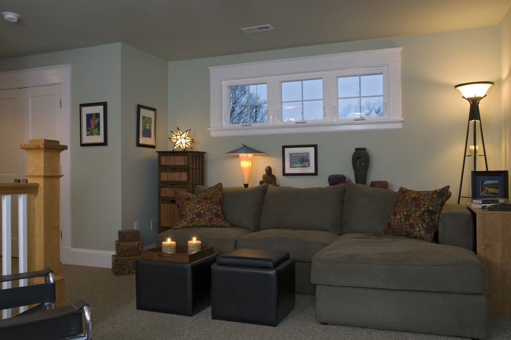 Photo By Cabinetry & Construction, Inc.. Award-winning Whole-house Remodel