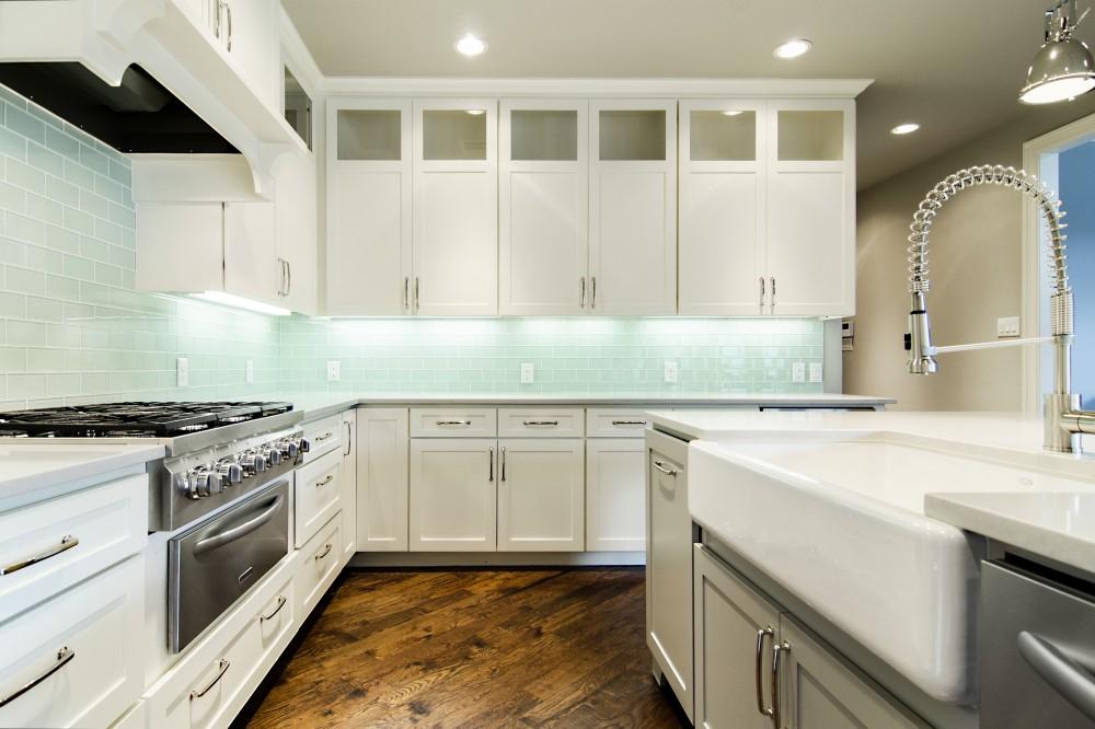 Photo By Hatfield Builders & Remodelers. Village Dr Kitchen