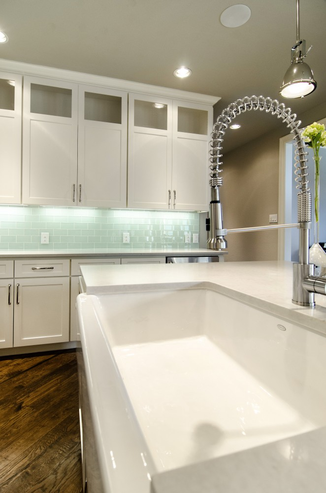 Photo By Hatfield Builders & Remodelers. Village Dr Kitchen