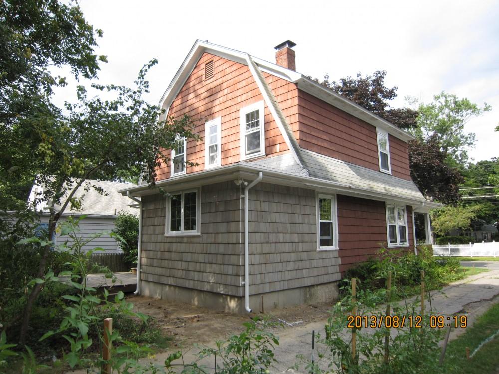 Photo By Modern Yankee Builders. Kitchen Addition/Renovation & New Driveway