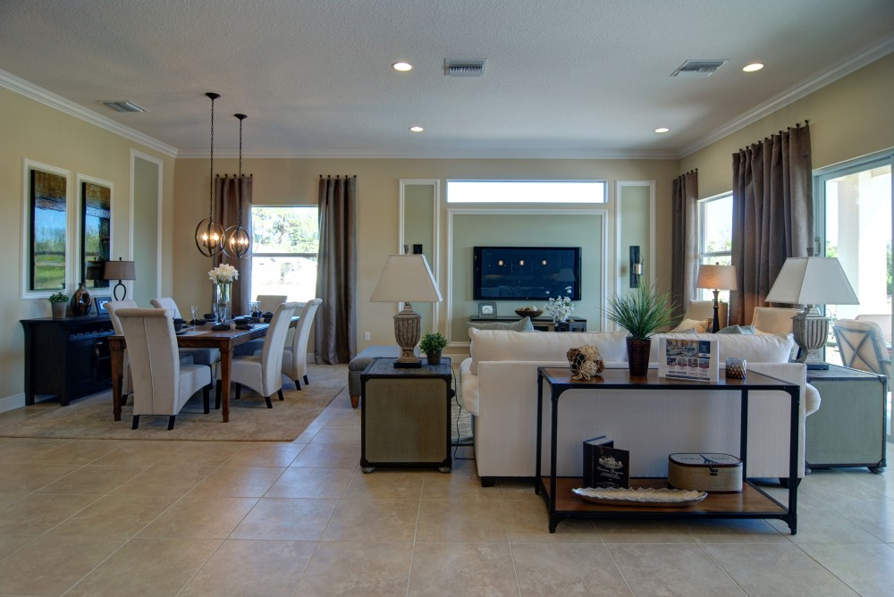 Photo By GHO Homes. Carmel Grande 12 - Fieldstone Ranch
