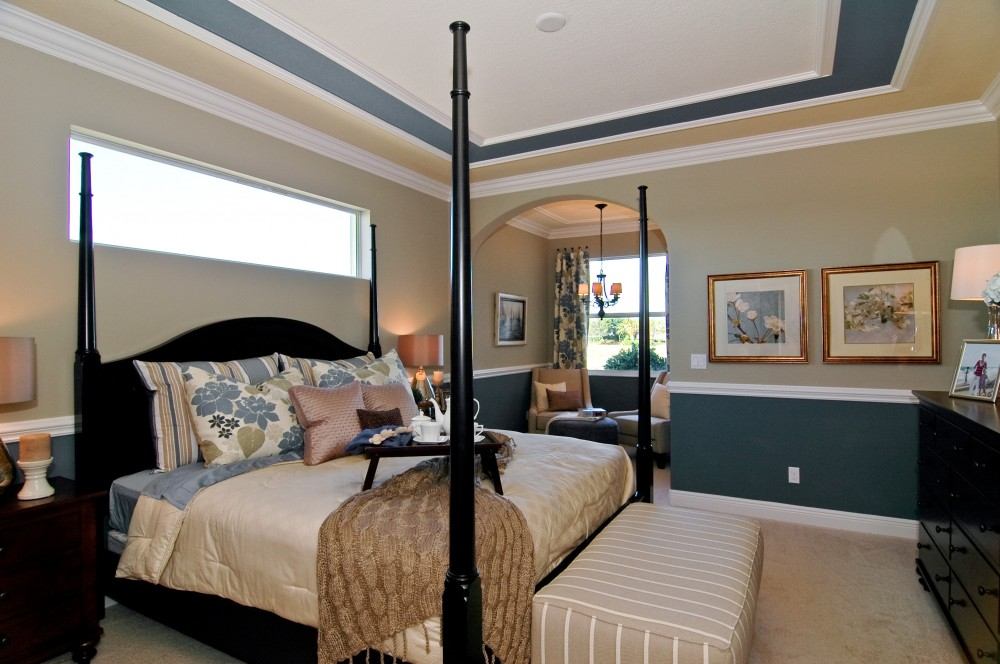 Photo By GHO Homes. Madison Model - Bedford Park At Tradition