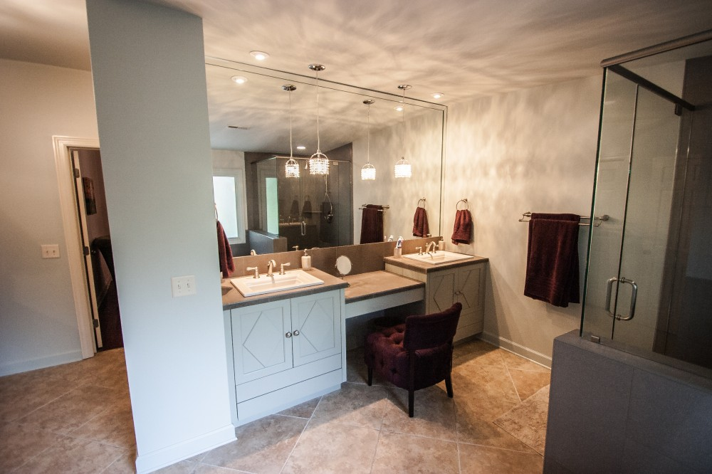 Photo By Building Company Number Seven, Inc.. Bath Remodel