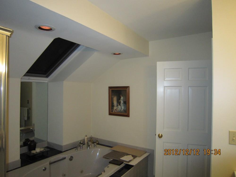 Photo By Modern Yankee Builders. Master Bathroom Remodel
