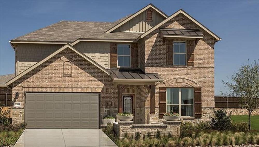 Photo By Beazer Homes. Beazer Homes - Dallas, TX