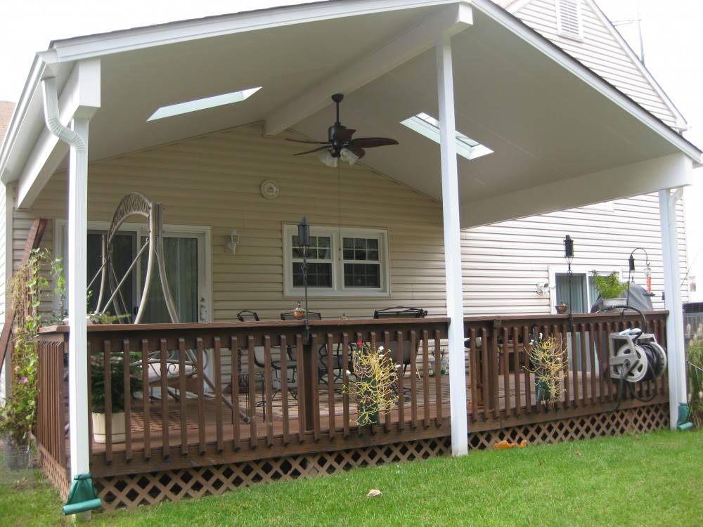 Photo By HomeCrafters. Patio Covers