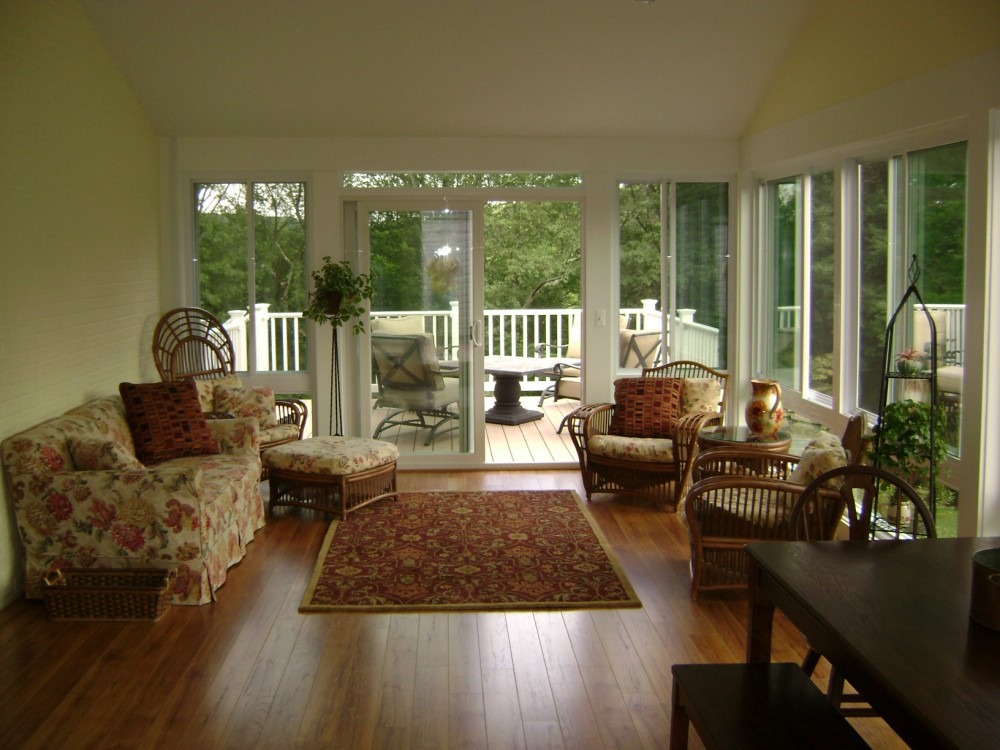 Photo By HomeCrafters. Sunrooms