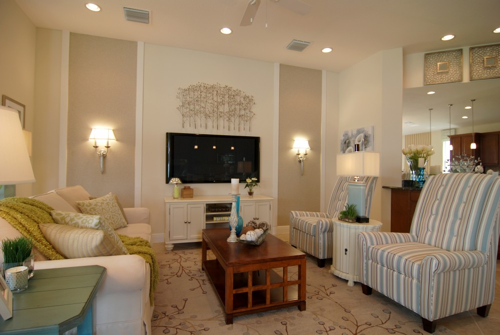 Photo By GHO Homes. Canterbury Model
