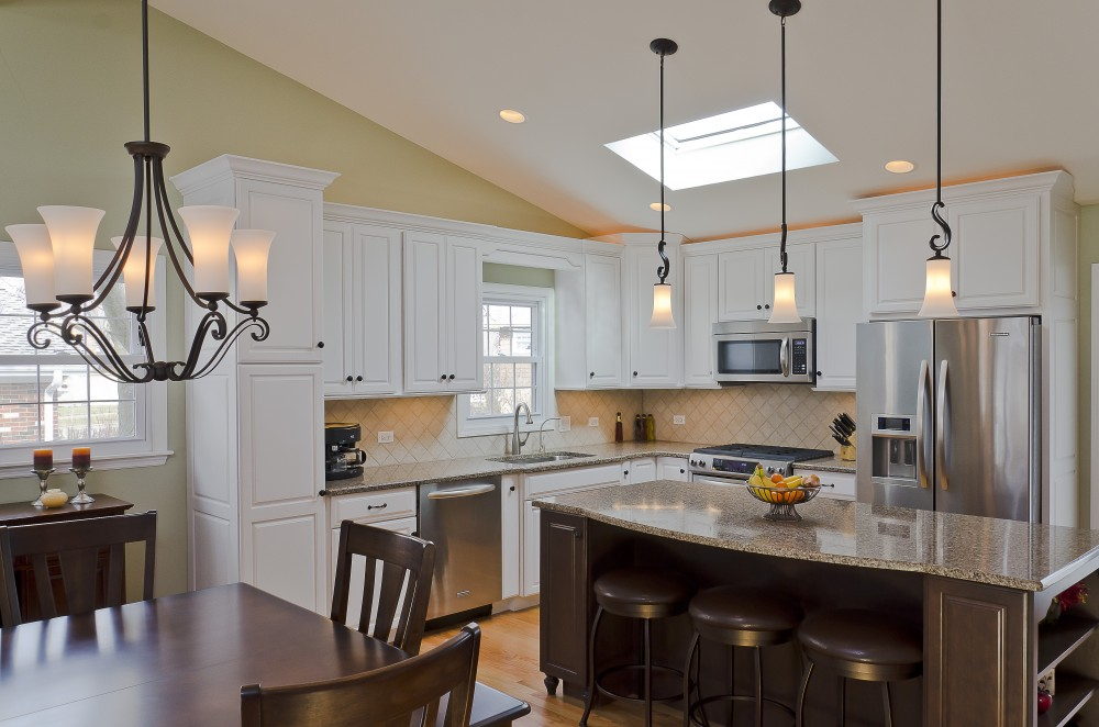 Photo By Synergy Builders. Soehn Kitchen