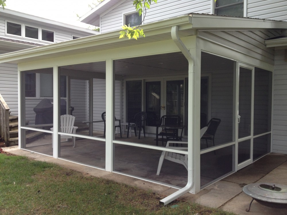 Photo By DreamMaker Of Greater Grand Rapids. New Porch Addition