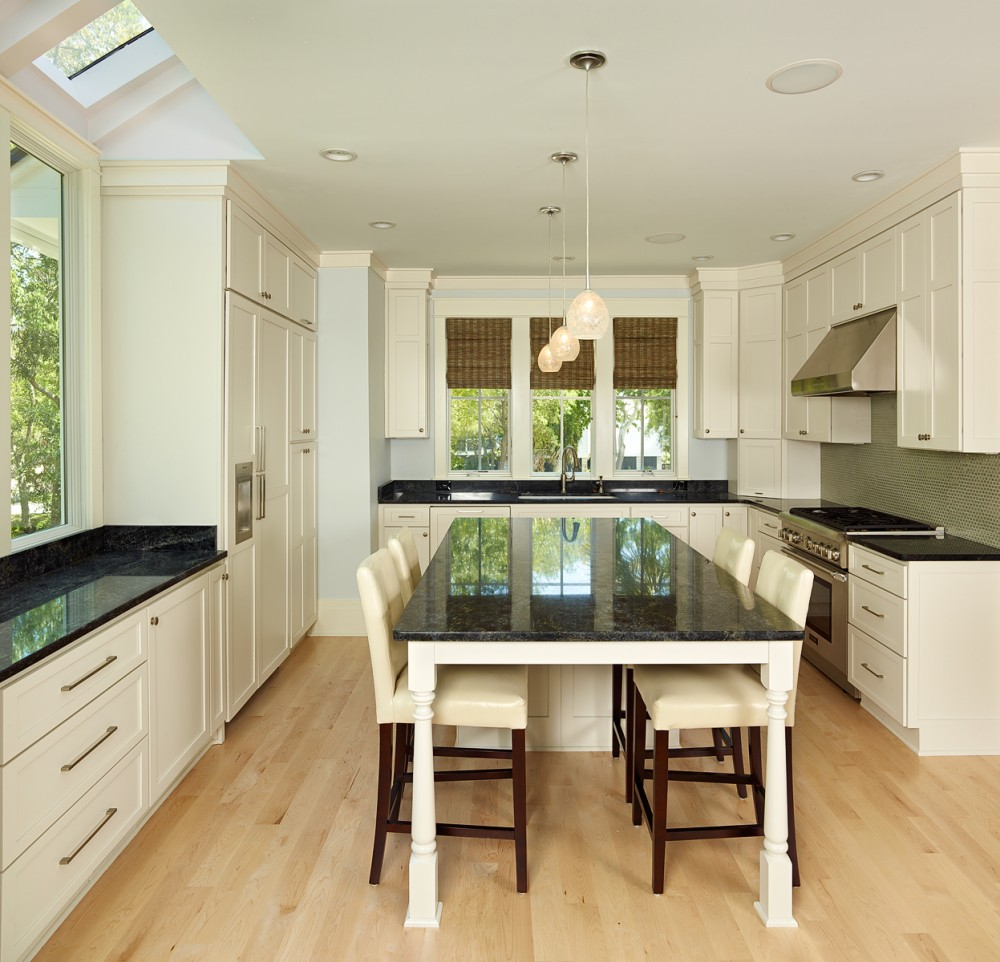 Photo By Renaissance South Construction Company. Sullivan's Island Remodel