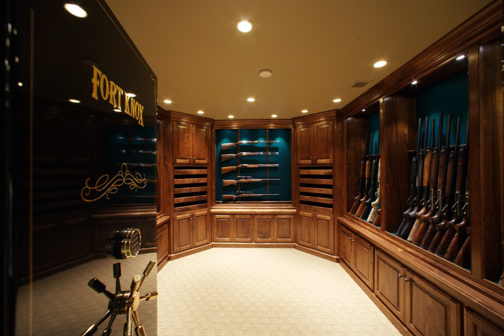Photo By Julian And Sons. Gun Rooms