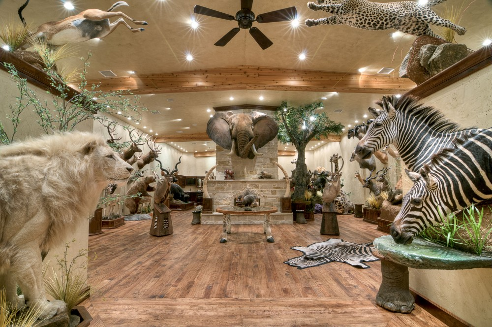 Photo By Julian And Sons. Trophy Rooms