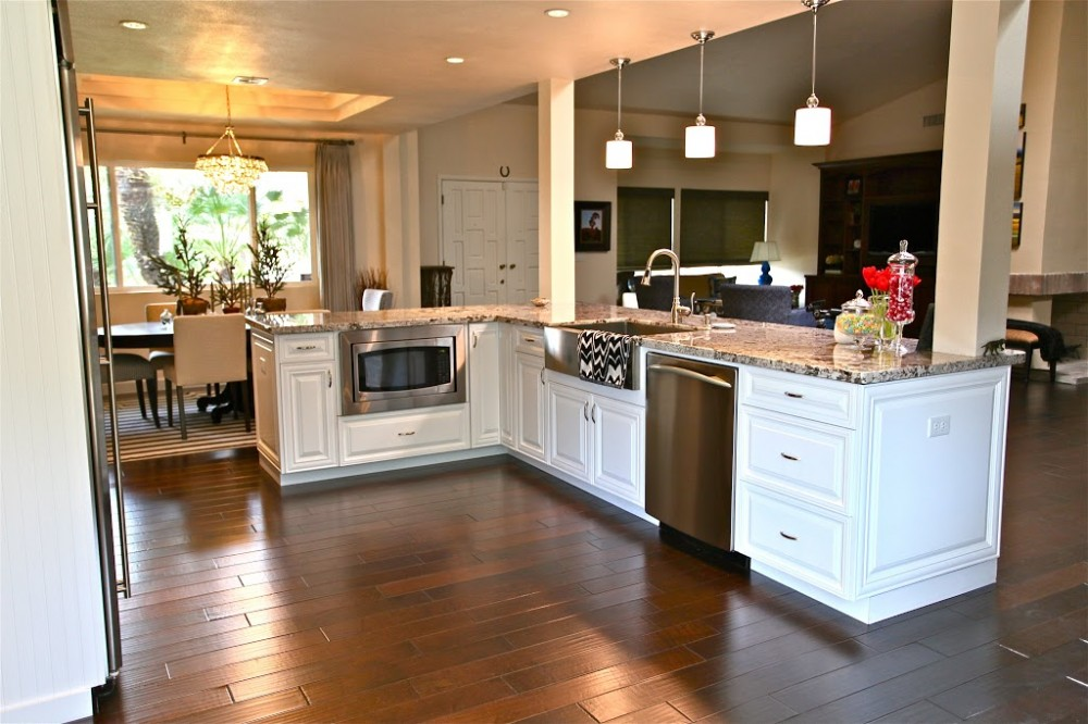Photo By Hochuli Construction Team. Kitchen Remodeling In Scottsdale, Arizona