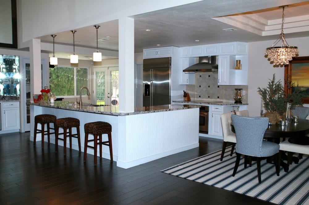 Photo By Hochuli Construction Team. Kitchen Remodeling In Scottsdale, Arizona