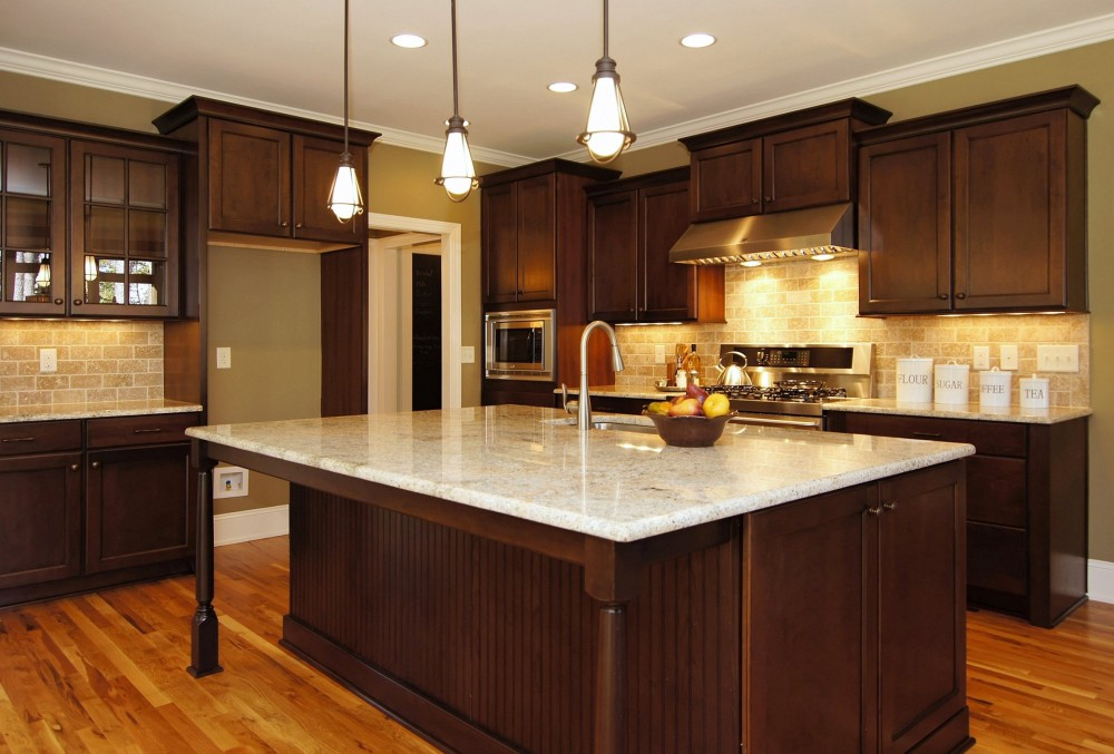 Photo By Homes By Dickerson, Inc.. The Madison