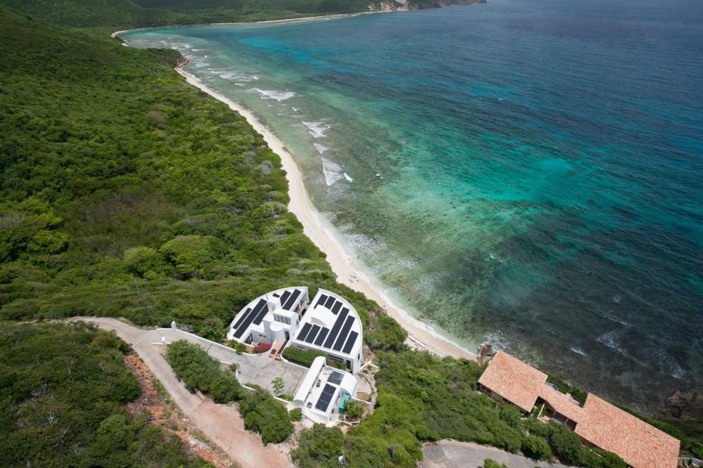 Photo By Caribbean Solar Company LLC. Caribbean Solar
