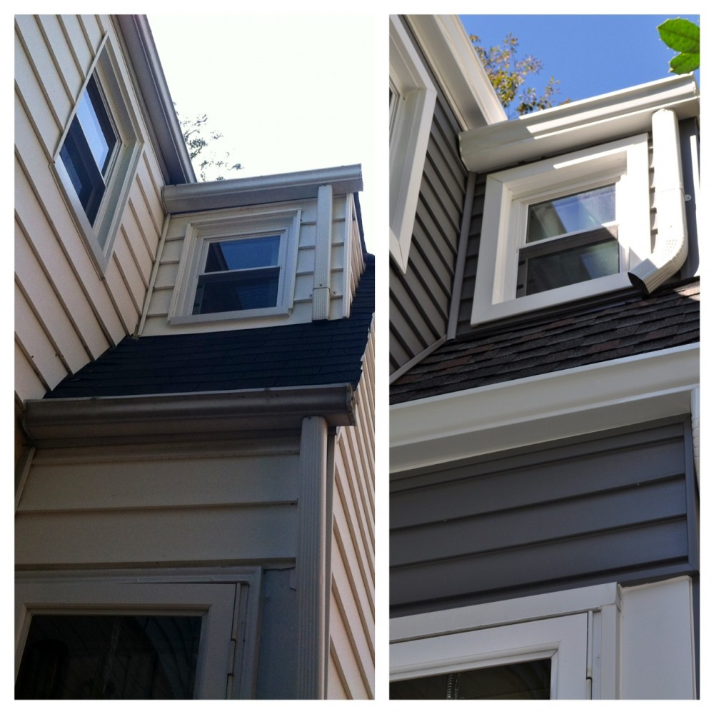 Photo By Exterior Medics, Inc.. Before And After In Alexandria VA