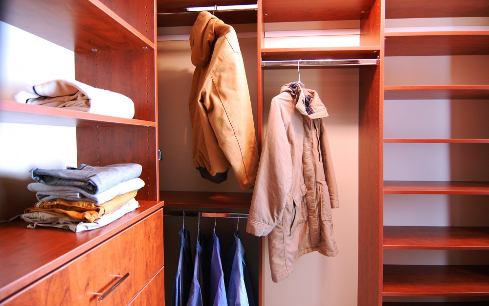 Photo By Closet America. Walk-in Closets