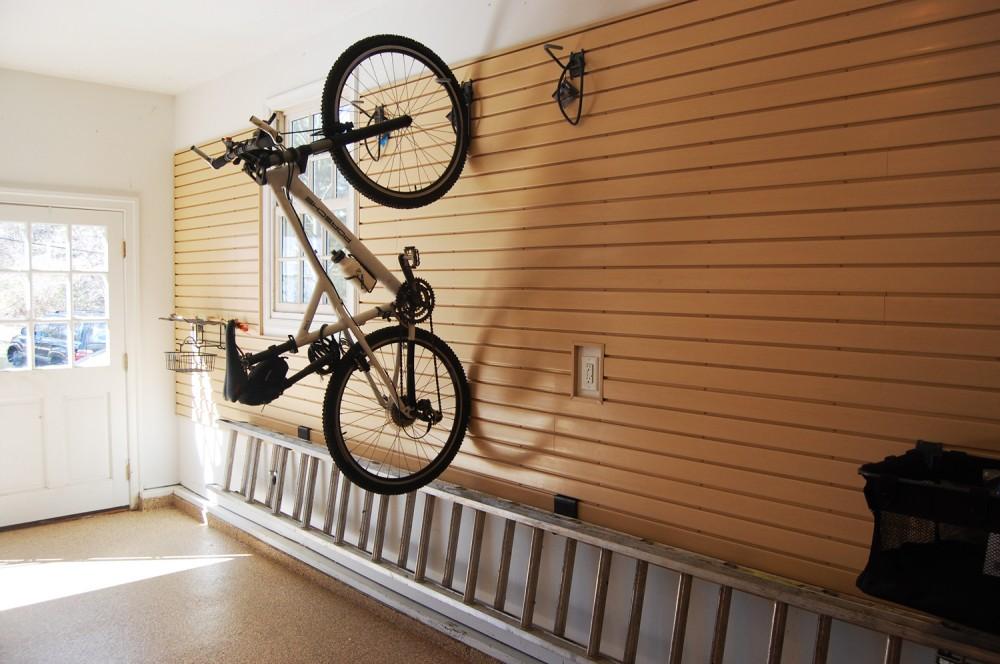 Photo By Closet America. Garage