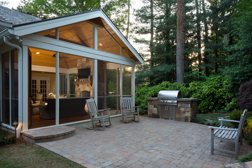 Photo By MOSAIC Group [Architects And Remodelers]. Outdoor Living 2