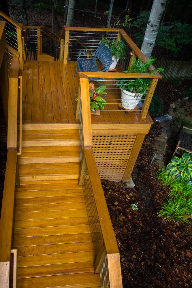 Photo By MOSAIC Group [Architects And Remodelers]. Multi-level Decks