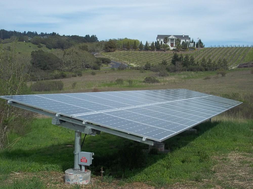 Photo By Westcoast Solar Energy.