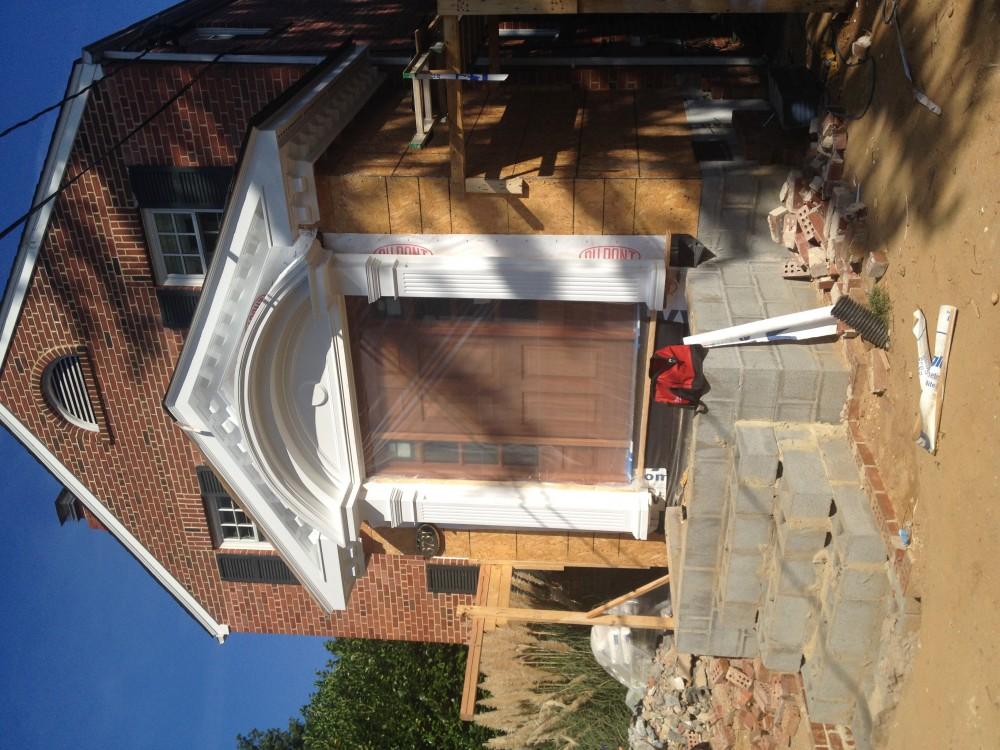 Photo By Finecraft Contractors, Inc.. Porch