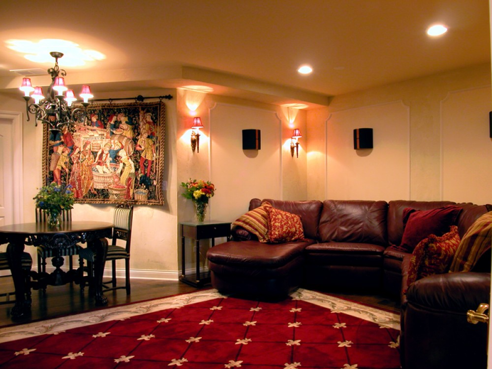Photo By Airoom Architects, Builders And Remodelers. Basements