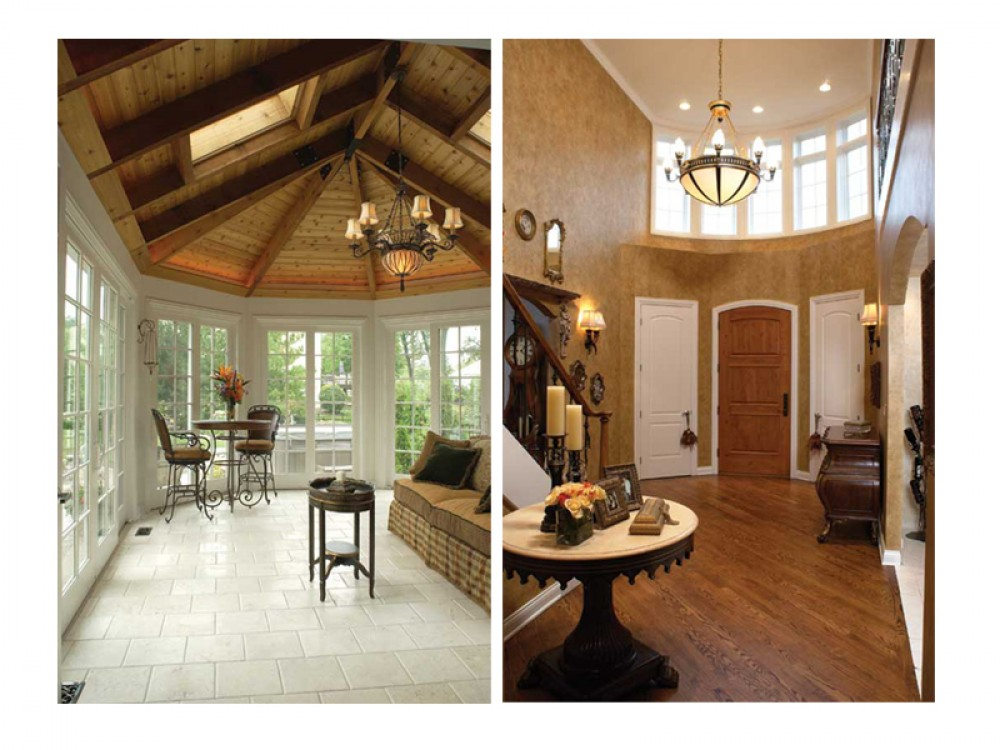Photo By Airoom Architects, Builders And Remodelers. Home Addition With Bathroom Remodel