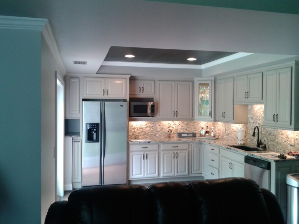 Photo By Bright Ideas Cabinets. Remodels