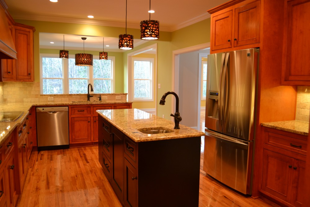 Photo By Priester's Custom Contracting. 2012 Prism Award Winner - Remodeling